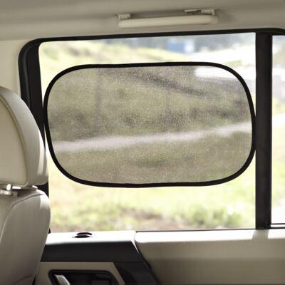 Imagem 1 do produto Protetor Solar Duplo Para Carro 2pcs - BB076