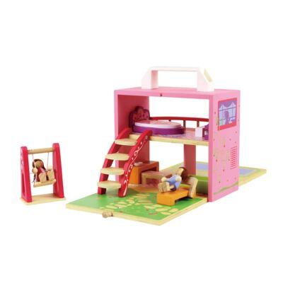 Imagem 1 do produto Zenit Boxset Casa de Bonecas Multikids - BR248