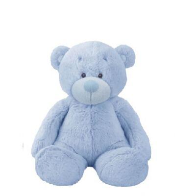 Imagem 1 do produto Pelúcia Bonnie Bear 30Cm Azul Multikids - BR166