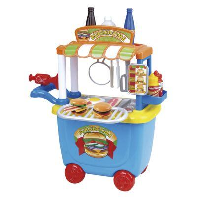 Imagem 1 do produto Creative Fun Food Truck Hamburguer - BR579