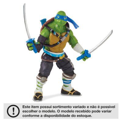 Tartarugas Ninja Filme II Figura Basica Multikids - BR534