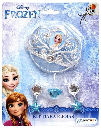 Imagem 1 do produto Acessórios Frozen - Coroa e Joias - BR624