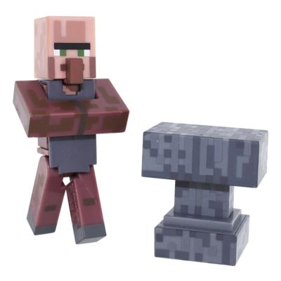 Minecraft Boneco Blacksmith - BR399