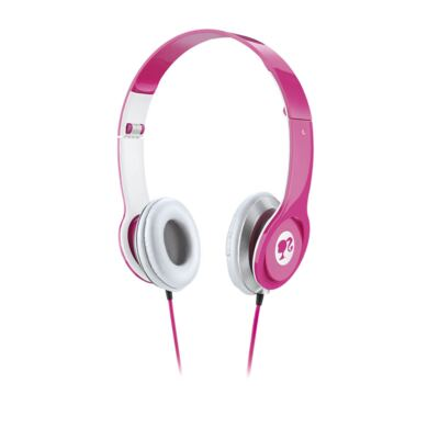 Fone de Ouvido Multilaser Headphone Da Barbie Rosa P2 - PH098