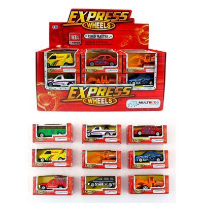Express Wheels Road Master  1 Unidade - BR192