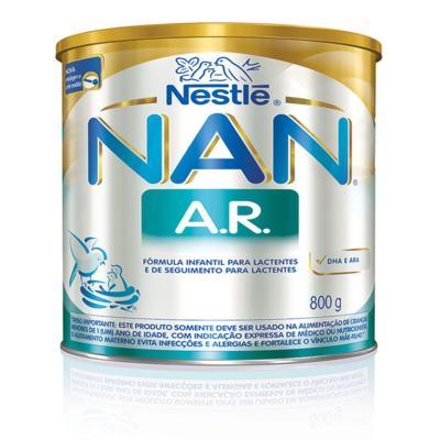 Imagem 1 do produto Nan Ar Anti-Regurgitante Fórmula Infantil 800g -