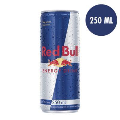 Imagem 1 do produto Energético Red Bull Energy Drink 250ml