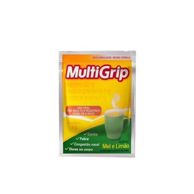 Multigrip Sabor Mel e Limão 1 envelope