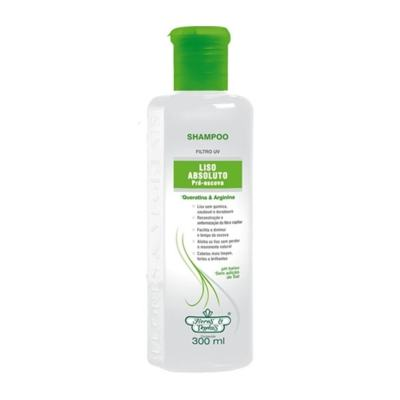 Shampoo Flores e Vegetais Liso Absoluto 300ml