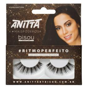 Anitta #RITMOPERFEITO Bisou - Cílios Postiços - Pack Unitário