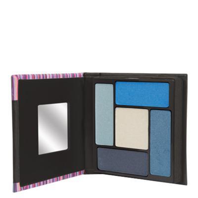 Set Eyeshadow Joli Joli Quinteto de Sombras - Sexy Blue
