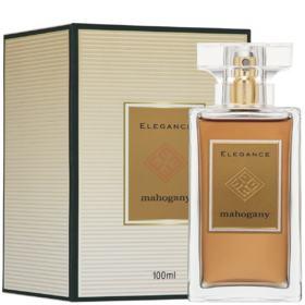 Fragrância Desodorante Elegance Mahogany 100ml