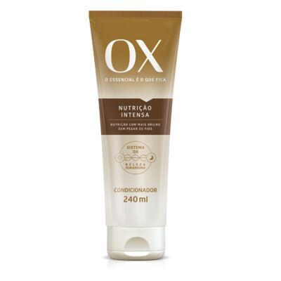 Imagem 3 do produto Kit OX Oils Nutrição Intensa Shampoo + Condicionador 240ml