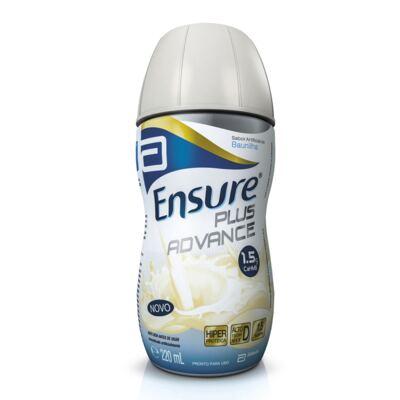 Imagem 1 do produto Suplemento Nutricional Ensure Plus Advance Baunilha 220ml