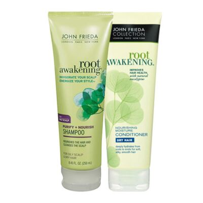 Imagem 1 do produto Kit Shampoo + Condicionador John Frieda Root Awakening Nourish - Kit