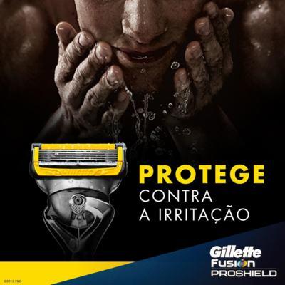 Imagem 6 do produto Aparelho de Barbear Fusion5 Proshield Gillette - 1 Un