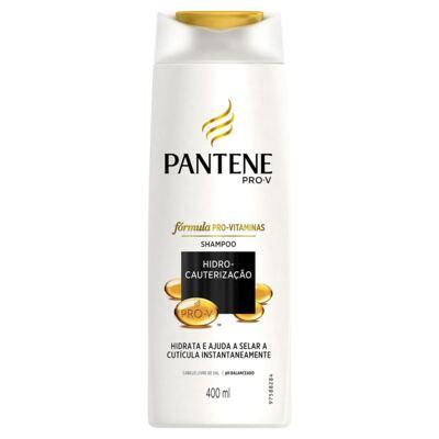 Imagem 1 do produto Shampoo Pantene Hidro Cauterização 400ml