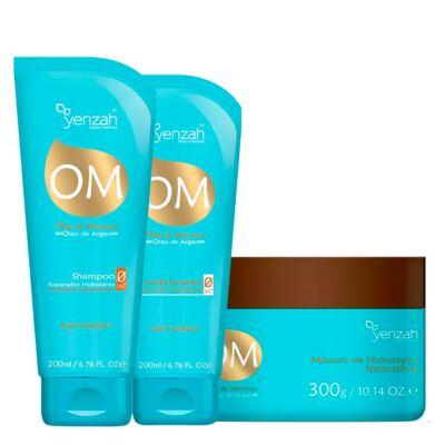 Imagem 2 do produto Yenzah Óleo de Argan - Shampoo Hidratante - 200ml