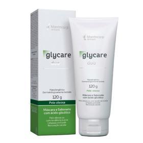 Máscara e Sabonete Facial Glycare Duo - Liquido   120g