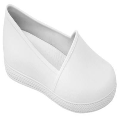 Sapato Milena Branco Boa Onda - 35