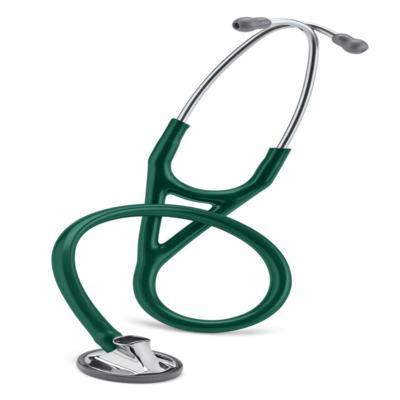 Estetoscópio Littmann Master Cardiology Verde Militar 2165 3M - Estetoscopio Littmann Master Cardiology Verde Militar 2165 3M