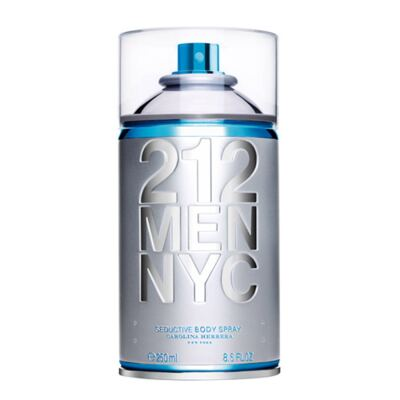 Imagem 1 do produto 212 NYC Men Carolina Herrera Body Spray - 250ml