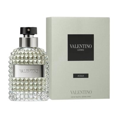 Uomo Acqua de Valentino Masculino Eau de Toilette - 75 ml