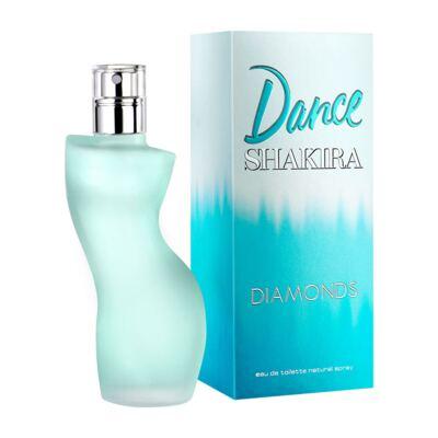 Dance Diamonds de Shakira Feminino Eau de Toilette - 50 ml