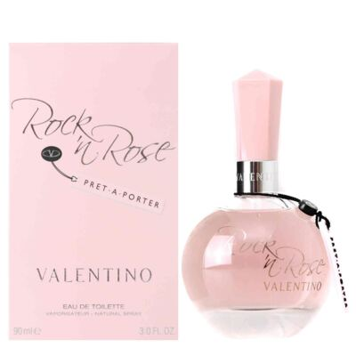 Rock N'Rose De Valentino Eau De Toilette Feminino - 30 ml