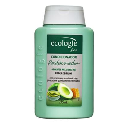 Imagem 1 do produto Ecologie Fios Restaurador - Condicionador - 275ml