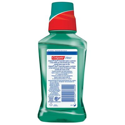 Imagem 2 do produto Antisséptico Bucal Plax Fresh Mint 250ml