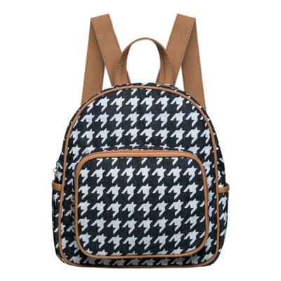 Mochila maternidade Class - Classic for Baby Bags - MJCP9043 MOCHILA VIAGEM CLASS JEANS MARINHO