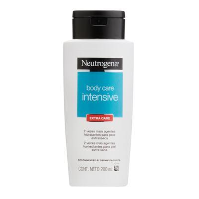 Imagem 2 do produto Hidratante Corporal Neutrogena Body Care Intensive Extra Care - 200ml