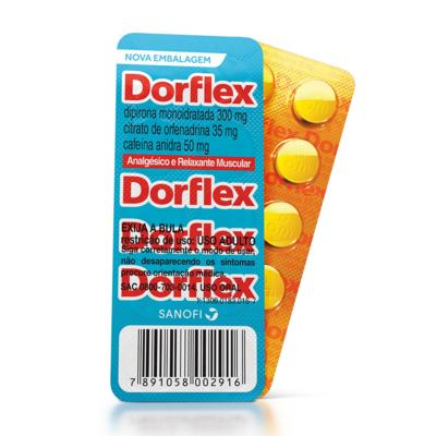 Dorflex - 10 Comprimidos