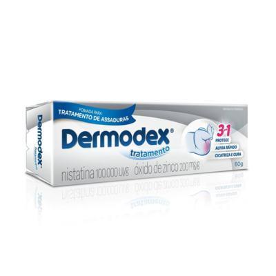 Imagem 1 do produto Pomada Tratamento de Assaduras Dermodex Tratamento 60g