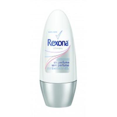 Desodorante Rexona Roll On Sem Perfume Feminino 50ml