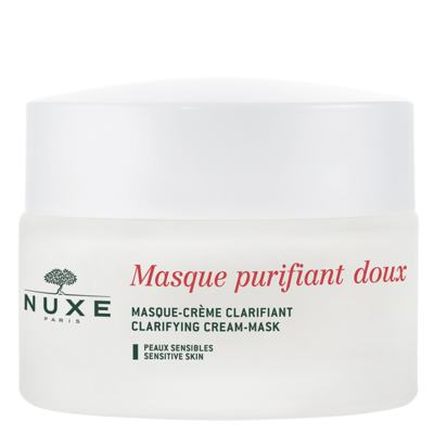 Imagem 1 do produto Máscara Clareadora Nuxe Paris Masque Purifiant Doux Aux Petales De Rose - 50ml