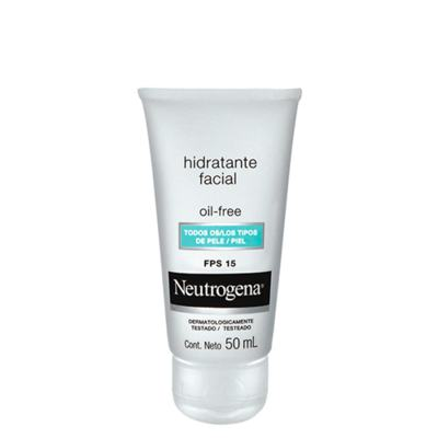 Hidratante Facial Neutrogena Oil-Free FPS15 - 50ml