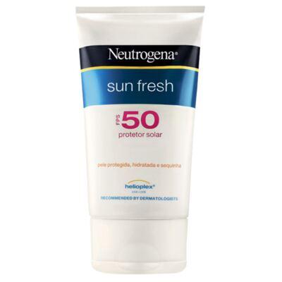 Protetor Solar Neutrogena Sun Fresh FPS50 - 200ml