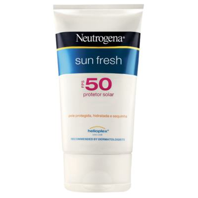 Protetor Solar Neutrogena Sun Fresh FPS50 - 200ml