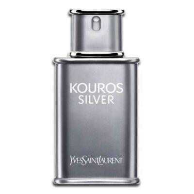 Imagem 2 do produto Kouros Silver Yves Saint Laurent - Perfume Masculino - Eau de Toilette - 100ml