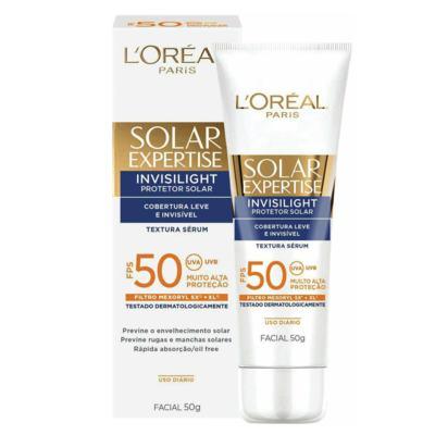 Imagem 2 do produto Sérum Protetor Solar L'Oréal Paris Solar Expertise Invisilight Fps 50 - 50g