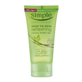 Sabonete Facial Simple Refreshing - Gel | 50ml