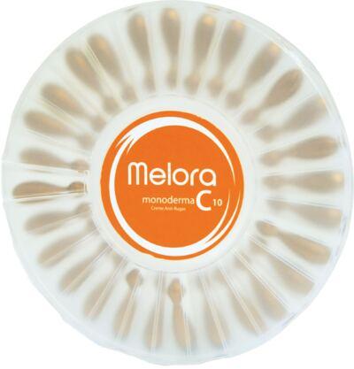 Imagem 1 do produto Creme Para Rugas Melora C-10 Monoderma 28 Cápsulas