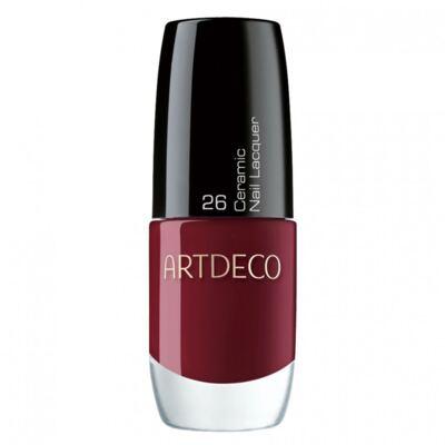 Imagem 1 do produto Ceramic Nail Lacquer Artdeco - Esmalte - 26 - Deep Scarlet Red