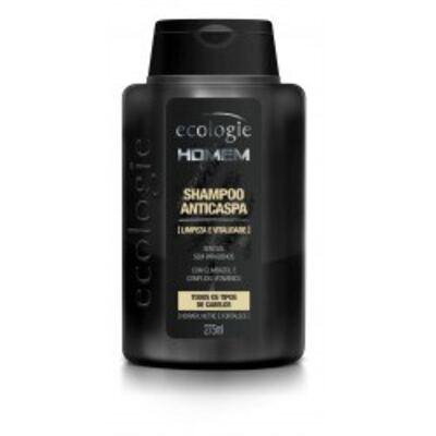 Shampoo Ecologie Homem Anticaspa 275m