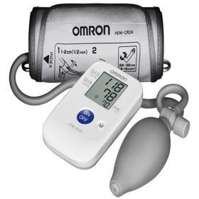 Monitor de Pressão Arterial de Inflação Manual Omron HEM-4030