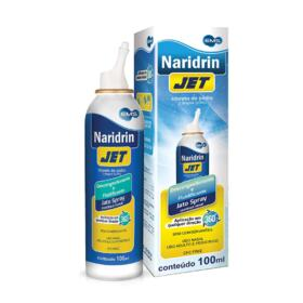 Naridrin Jet - 0,90% | 100ml