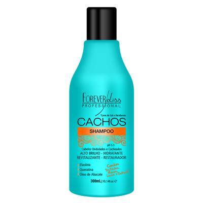 Imagem 1 do produto Forever Liss Cachos - Shampoo Hidratante - 300ml