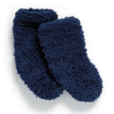 Meia Soquete recém-nascido Soft Azul Marinho - Puket - PK6915L-AM Meia Soquete RN Soft Azul Marinho-9/12